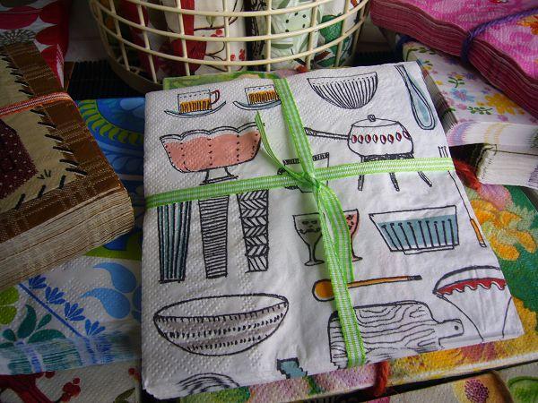蝶古巴特童趣餐巾紙Cc002~廚房小物