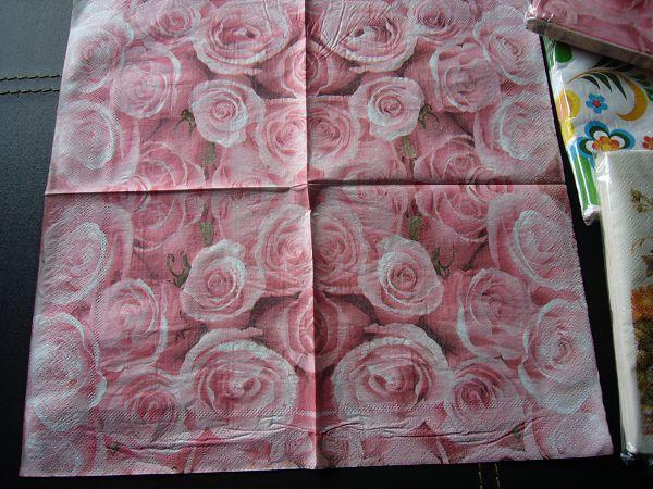 a10212-27 滿滿的粉玫瑰*1