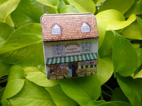 小洋房鐵盒(A款)*1