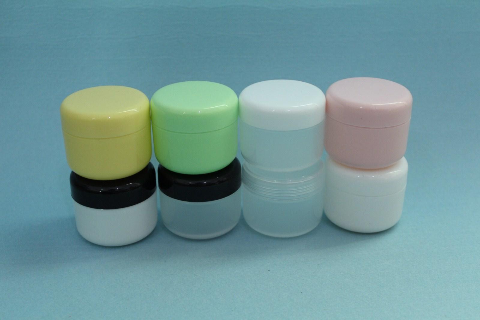 50g多色膏霜盒-4 黑白色50個*1