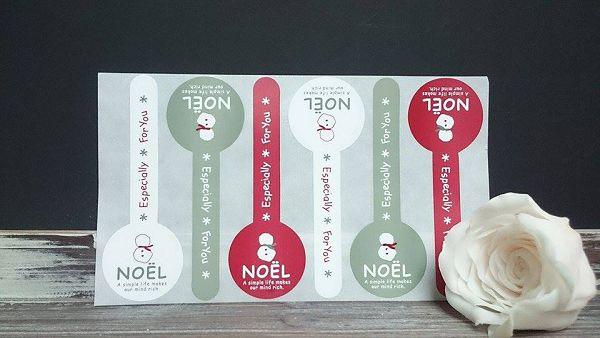 零售貼紙-2 noel*1