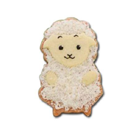 森林系餅乾模-11 小羊餅乾模*1