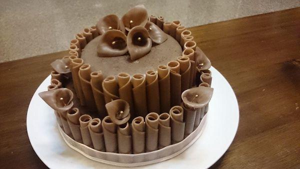 mp點心皂-6 巧克力蛋糕皂教學課程*1