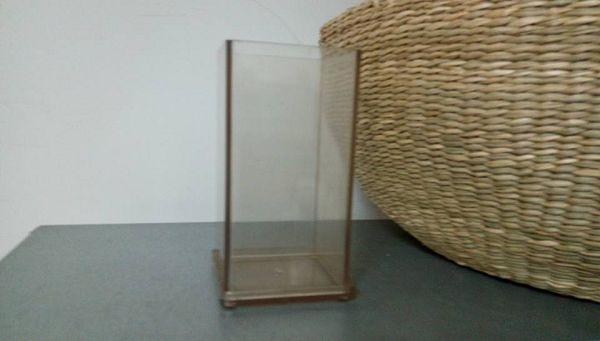 蠟燭模具-15  方柱型蠟燭模具*1(5*5*10cm)