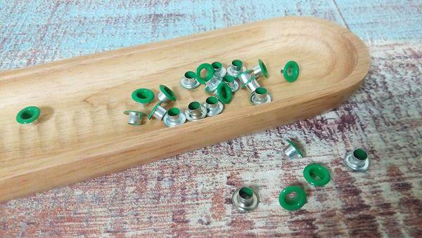 小鐵環-6    小鐵環(綠色50入)*1袋