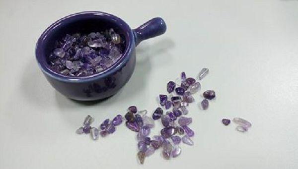 小石類-4  巴西紫晶50克*1