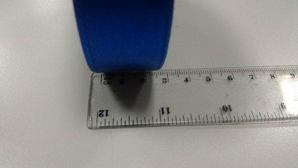 緞帶-28 深藍色緞帶(寬2.5cm)5碼