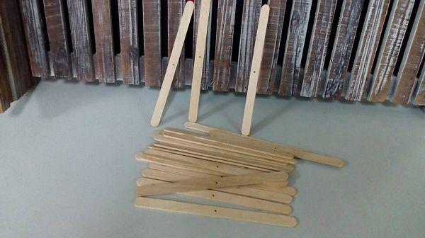 固定器-3 簡易木片固定器10片*1