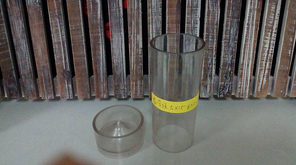 教堂頭蠟燭模具-1  教堂頭蠟燭模具(5*15)*1