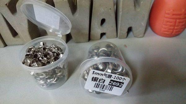 小鐵環-3 小鐵環(銀白色)*1盒