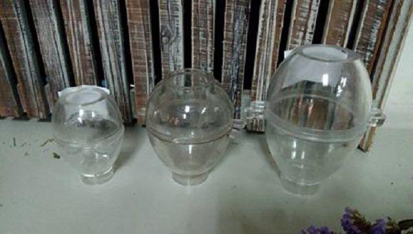 手作蠟燭蛋型模-3    手作蠟燭蛋型模( 9*5.8cm)*1