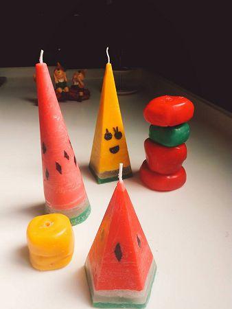 入門西瓜-1 西瓜蠟燭*1