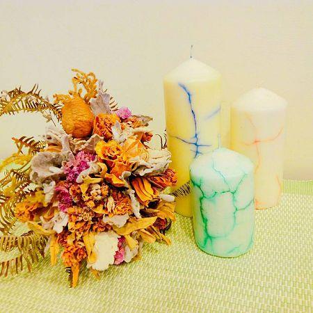 高階裂紋-2 裂紋蠟燭*1