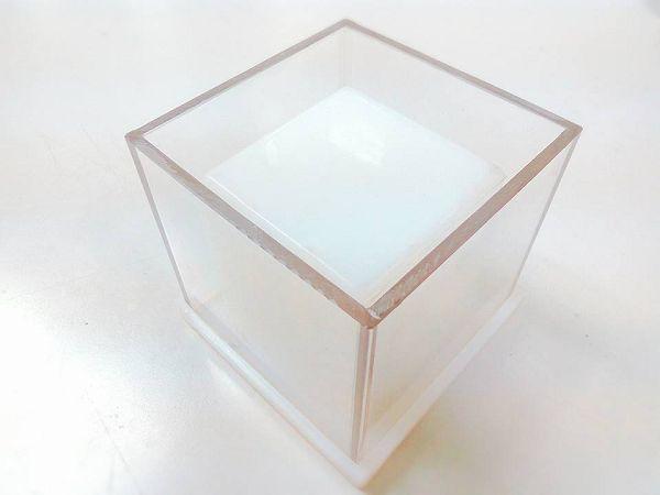 蠟盒模具-1  方型蠟盒模具*1(10*10*10cm)