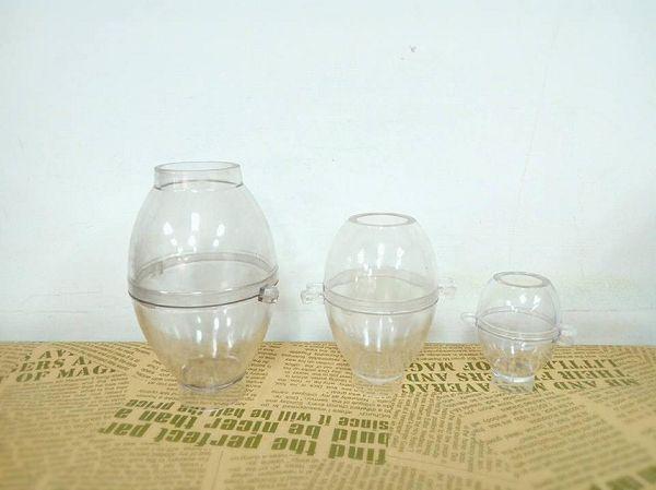 手作蠟燭蛋型模-2 手作蠟燭蛋型模( 6.3*10cm)*1